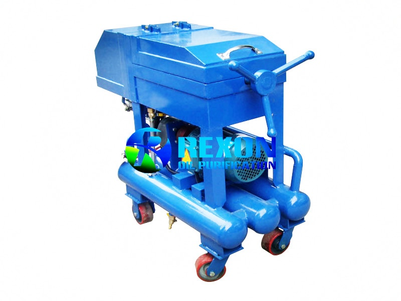 Plate Frame Pressurized Type Oil Purifier Series PL