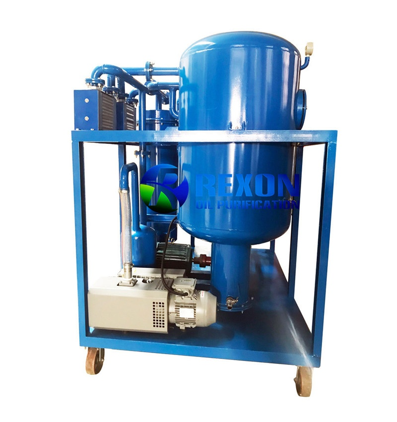 Vacuum Type Turbine Oil Filtration Plant TY-100(6000LPH)