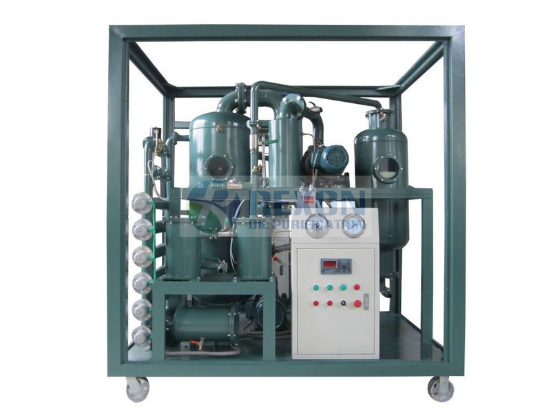 Vacuum Type Transformer Oil Regeneration Purifier Series ZYD-I