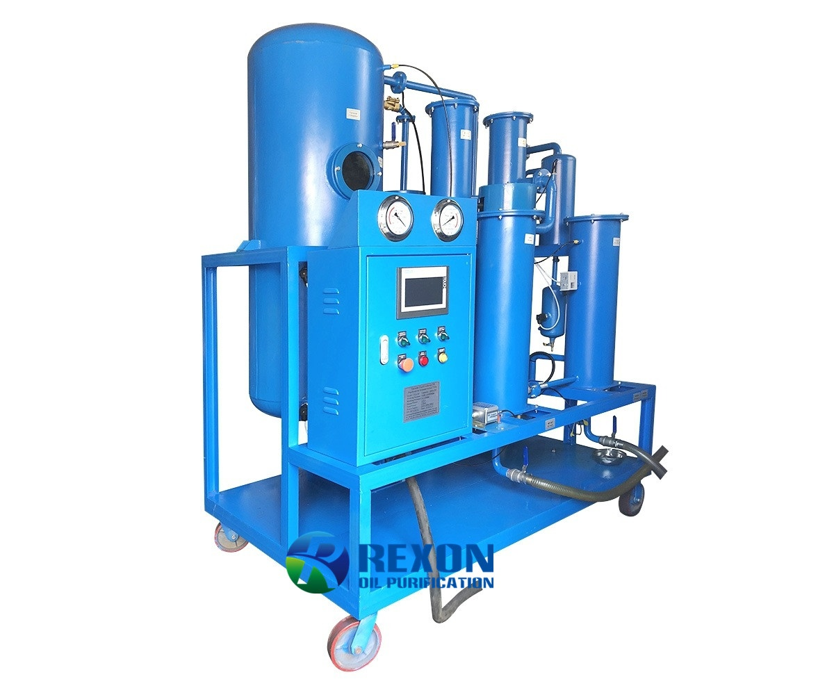 Rexon Hydraulic Oil Regeneration and Oil Recycling System