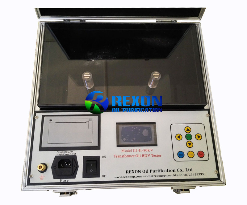 About Insulating Oil BDV Tester Calibration Certificate