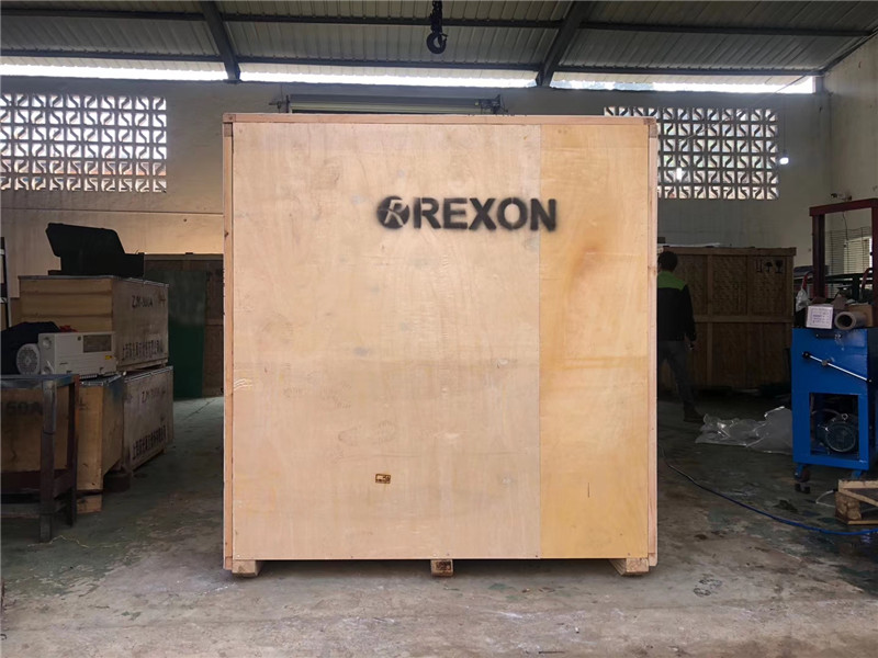 REXON Ships ZYD-100(6000LPH) to Mexican Customer
