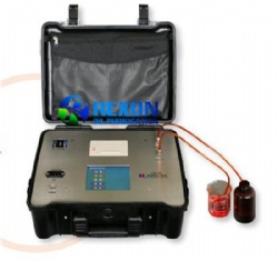 Portable Oil Particle Counter  Model LPC-P3