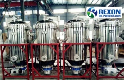 High-Efficiency Plate-Type Closed Filter Machine