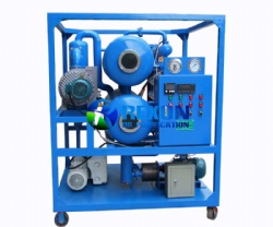 Transformer Oil Filtration Plant and Insulating Oil Vacuum Process Purifying Machine