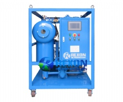 Rexon Upgrade PLC Automatic Turbine Oil Purifier