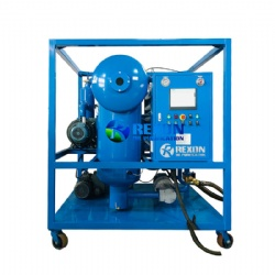 9000L/Hr Fully Automatic Type Transformer Oil Filtration Machine