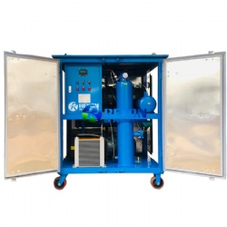 Weather-proof Type Double Stage Vacuum Transformer Vacuuming System