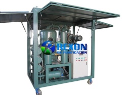 Enclosed Type Vacuum Lube Oil Purification Plant Series TYA-W