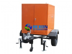 Rexon Mobile and Enclosed Type Lube Oil Purifier TYA-WM