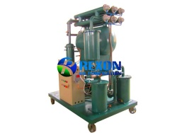 Single Stage Vacuum Transformer Oil Purifier ZY-100(6000LPH)