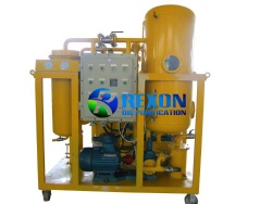 Rexon Vacuum Oil Purification and Oil Dehydration Plant for Waste Lube Oil TYN-100(6000LPH)