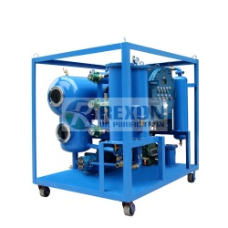 Explosion proof type oil purifier machine