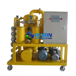 Vacuum Transformer Oil Filter Machine ZYD-100(6000LPH)