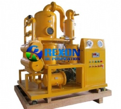 Vacuum Transformer Oil Dehydration Plant