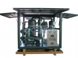 Vacuum Type Old Transformer Oil Regeneration System ZYD-I