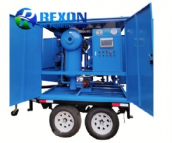 Mobile Transformer Oil Purification System ZYD-WM-100