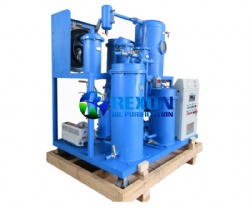 Vacuum Used Lubricating Oil Regeneration and Recycling Machine