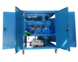 3000LPH High Vacuum Transformer Oil Recycling System Equip with Fuller Earth Filter