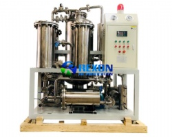 304 Stainless Steel Material Cooking Oil Purifier and Vegetable Oil Filtration Plant